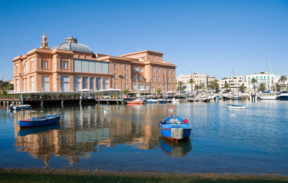 Bari, nuova meta del turismo internazionale.