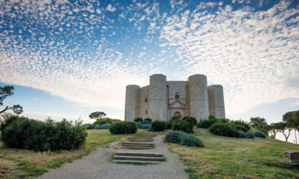 Le bellezze della Puglia Imperiale